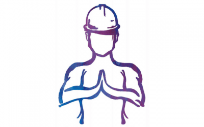 Tradie Power Yoga at the Master Builders Association (ACT)